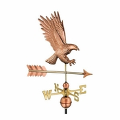 Good Directions - American Bald Eagle Weathervane - 1969P