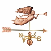 Good Directions - Angel with Arrow Weathervane - 630PA