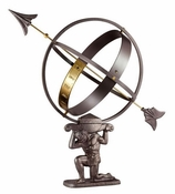 Good Directions - Atlas Armillary Sundial - SD100