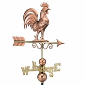 Good Directions - Bantam Rooster Weathervane - 1975P