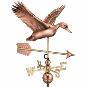 Good Directions - Flying Duck with Arrow Weathervane - 9613PA