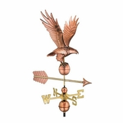 Good Directions - Freedom Eagle Weathervane -1970P