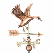 Good Directions - Landing Duck with Arrow Weathervane - 9605PA