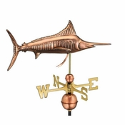 Good Directions - Marlin Weathervane - 969P