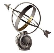 Good Directions-Mermaid Armillary Sundial-SD101