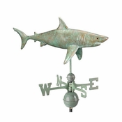 Good Directions - Shark Weathervane - 965V1