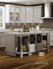 JSI Cabinetry Accent Colors