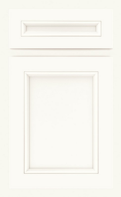 Aristokraft Cabinetry Select Series Lillian PureStyle Paint Base Cabinets  With Roll Tray B27RTB