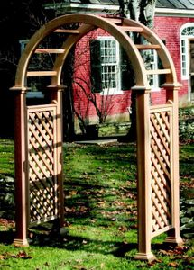 "Nantucket Arbor - 36"" Wide - NAA3C"