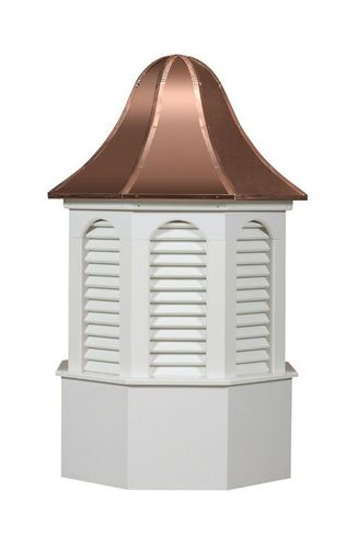 Pinnacle Style - Louvered Gazebo Cupola - Estate Series Gazebo