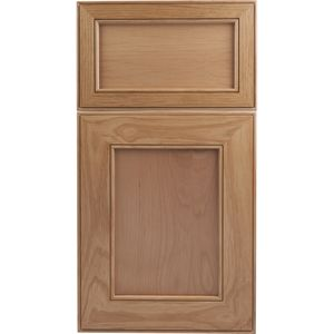 Alder Mitered Cabinet Door<br>Recessed Panel<br>Series F36-P1 Unfinished