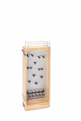 "Rev-A-Shelf - 444-WC-5SS - 5""  Base Cabinet Stainless Steel Organizer"