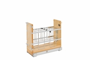 "Rev-A-Shelf - 447-BCSC-8C - 8"" Tray Divider, Foil & Wrap Organizer Soft-Close"
