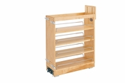 "Rev-A-Shelf - 448-BCBBSC-8C - 8"" Base Cabinet Organizer Soft-Close"