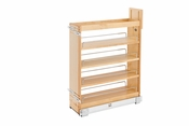 "Rev-A-Shelf - 448-BCSC-6C - 6"" Base Cabinet Organizer Soft-Close"