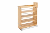 "Rev-A-Shelf - 448-BCSCSD-8C - 8"" Base Cabinet Organizer Soft-Close"