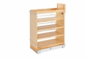 "Rev-A-Shelf - 448-BCSC-9C - 9"" Base Cabinet Organizer Soft-Close"