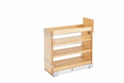 "Rev-A-Shelf - 448-BDDSC-8C - 8"" Door/Drawer Base Cabinet Organizer SC"