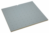Rev-A-Shelf - 4DPBG-2421-1 - Gray 24 x 21 Vinyl Peg Board