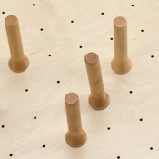 Rev-A-Shelf - 4DPS-PEG-4 - Extra Wood Pegs for 4DPS System