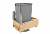 Rev-A-Shelf - 4WCBM-1550DM-1 - 50 Quart Pullout Waste Container