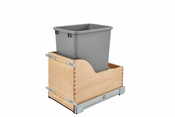 Rev-A-Shelf - 4WCSC-1535DM19-1 - 35 Quart Pullout Waste Container