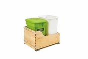 Rev-A-Shelf - 4WCSC-1835CP-2 - 35Qrt Waste and Compost Unit