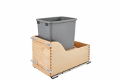 Rev-A-Shelf - 4WCSD-1535DM-1 - Servo 35 Quart Pullout Waste Container