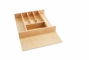 Rev-A-Shelf - 4WCT-1 - Tall Wood Cutlery Tray Insert