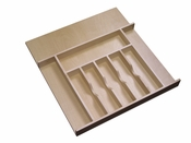 Rev-A-Shelf - 4WCT-3 - Tall Wood Cutlery Tray Insert