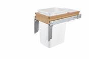 Rev-A-Shelf - 4WCTM-12DM1-162 - 35 Quart Top Mount Waste Container