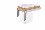 Rev-A-Shelf - 4WCTM-12DM1 - 35 Quart Top Mount Waste Container