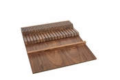 "Rev-A-Shelf - 4WDKB-WN-1 - Double Knife Block Drawer""sert-Wood"
