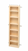 "Rev-A-Shelf - 4WDP18-45 - 45"" Pantry Door Unit Only"