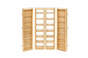 "Rev-A-Shelf - 4WP18-51-KIT - 51"" Swing Out Pantry Kit"