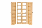 "Rev-A-Shelf - 4WP18-57-KIT - 57"" Swing Out Pantry Kit"