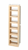"Rev-A-Shelf - 4WSP18-57 - 57""""ternal Swing Out Pantry Only"