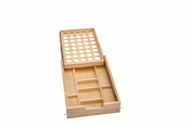 Rev-A-Shelf - 4WTCD-18SC-KCUP-1 - Tiered KCUP Drawer Organizer Soft Close