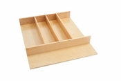 Rev-A-Shelf - 4WUT-1 - Tall Wood Utility Tray Insert
