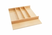 Rev-A-Shelf - 4WUT-1SH - Shallow Wood Utility Tray Insert