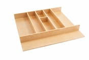 Rev-A-Shelf - 4WUT-3 - Tall Wood Utility Tray Insert