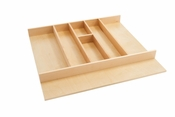 Rev-A-Shelf - 4WUT-3SH - Shallow Wood Utility Tray Insert