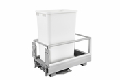 Rev-A-Shelf - 5149-1550DM-111 - 50 Quart Pullout Waste Container