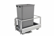 Rev-A-Shelf - 5149-1550DM-117 - 50 Quart Pullout Waste Container