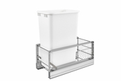 Rev-A-Shelf - 5349-1550DM-1 - 50 Quart Pullout Waste Container