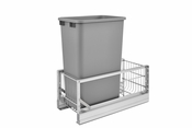 Rev-A-Shelf - 5349-1550DM-117 - 50 Quart Pullout Waste Container