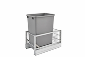 "Rev-A-Shelf - 5349-15DM18-117 - 35 QT Pullout Waste Container, 18""D"
