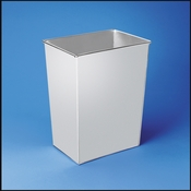 Rev-A-Shelf - 5349-SS-52 - 32 Quart Stainless Steel Container Only
