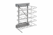 "Rev-A-Shelf - 5375-40WR-1CR - 18"" Wine Rack Organizer"