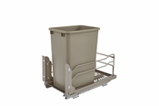 Rev-A-Shelf - 53WC-1535SCDM-112 - 35 QT Pullout Waste Container Soft-Close